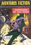 Cover for Aventures Fiction (Arédit-Artima, 1966 series) #27