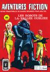 Cover for Aventures Fiction (Arédit-Artima, 1966 series) #30