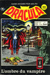 Cover for Dracula (Arédit-Artima, 1974 series) #2