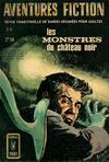 Cover for Aventures Fiction (Arédit-Artima, 1966 series) #25