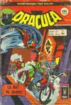 Cover for Dracula (Arédit-Artima, 1974 series) #8