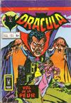 Cover for Dracula (Arédit-Artima, 1974 series) #22