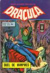 Cover for Dracula (Arédit-Artima, 1974 series) #14