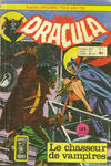 Cover for Dracula (Arédit-Artima, 1974 series) #7