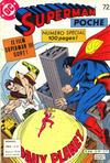 Cover for Superman Poche (Sage - Sagédition, 1976 series) #72
