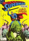 Cover for Superman Poche (Sage - Sagédition, 1976 series) #108-109