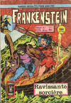 Cover for Frankenstein (Arédit-Artima, 1975 series) #2