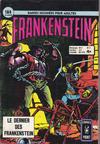 Cover for Frankenstein (Arédit-Artima, 1975 series) #3