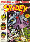 Cover for Spidey (Editions Lug, 1979 series) #30
