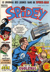 Cover for Spidey (Editions Lug, 1979 series) #13