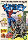 Cover for Spidey (Editions Lug, 1979 series) #14