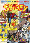 Cover for Spidey (Editions Lug, 1979 series) #17