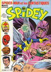 Cover for Spidey (Editions Lug, 1979 series) #21
