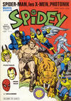 Cover for Spidey (Editions Lug, 1979 series) #26