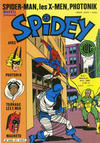 Cover for Spidey (Editions Lug, 1979 series) #27