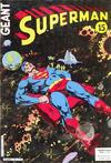 Cover for Superman Géant (Sage - Sagédition, 1979 series) #15