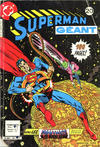Cover for Superman Géant (Sage - Sagédition, 1979 series) #20