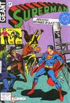 Cover for Superman Géant (Sage - Sagédition, 1979 series) #17