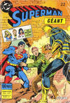 Cover for Superman Géant (Sage - Sagédition, 1979 series) #22