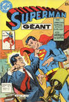 Cover for Superman Géant (Sage - Sagédition, 1979 series) #18