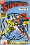 Cover for Superman Poche (Sage - Sagédition, 1976 series) #62-63