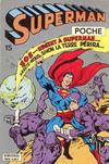 Cover for Superman Poche (Sage - Sagédition, 1976 series) #15