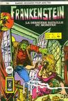 Cover for Frankenstein (Arédit-Artima, 1975 series) #1
