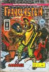 Cover for Frankenstein (Arédit-Artima, 1975 series) #5