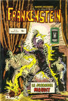 Cover for Frankenstein (Arédit-Artima, 1975 series) #15