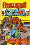 Cover for Frankenstein (Arédit-Artima, 1975 series) #16