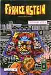 Cover for Frankenstein (Arédit-Artima, 1975 series) #18