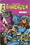 Cover for Frankenstein (Arédit-Artima, 1975 series) #19