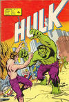 Cover for Hulk (Arédit-Artima, 1976 series) #4