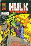 Cover for Hulk (Arédit-Artima, 1976 series) #10