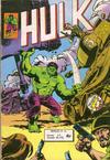 Cover for Hulk (Arédit-Artima, 1976 series) #14