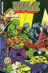 Cover for Hulk (Arédit-Artima, 1976 series) #27