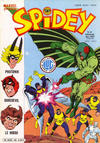 Cover for Spidey (Editions Lug, 1979 series) #40