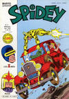 Cover for Spidey (Editions Lug, 1979 series) #41