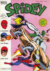 Cover for Spidey (Editions Lug, 1979 series) #45
