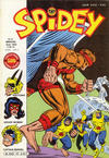 Cover for Spidey (Editions Lug, 1979 series) #43