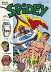 Cover for Spidey (Editions Lug, 1979 series) #48