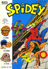 Cover for Spidey (Editions Lug, 1979 series) #49