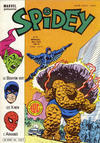 Cover for Spidey (Editions Lug, 1979 series) #50