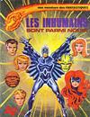 Cover for Une Aventure des Fantastiques (Editions Lug, 1973 series) #1