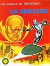 Cover for Une Aventure des Fantastiques (Editions Lug, 1973 series) #9