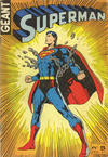 Cover for Superman Géant (Sage - Sagédition, 1979 series) #5