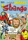 Cover for Strange Spécial Origines (Editions Lug, 1981 series) #166