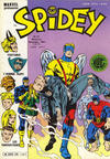 Cover for Spidey (Editions Lug, 1979 series) #58