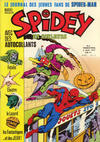 Cover for Spidey (Editions Lug, 1979 series) #3