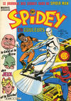Cover for Spidey (Editions Lug, 1979 series) #6
